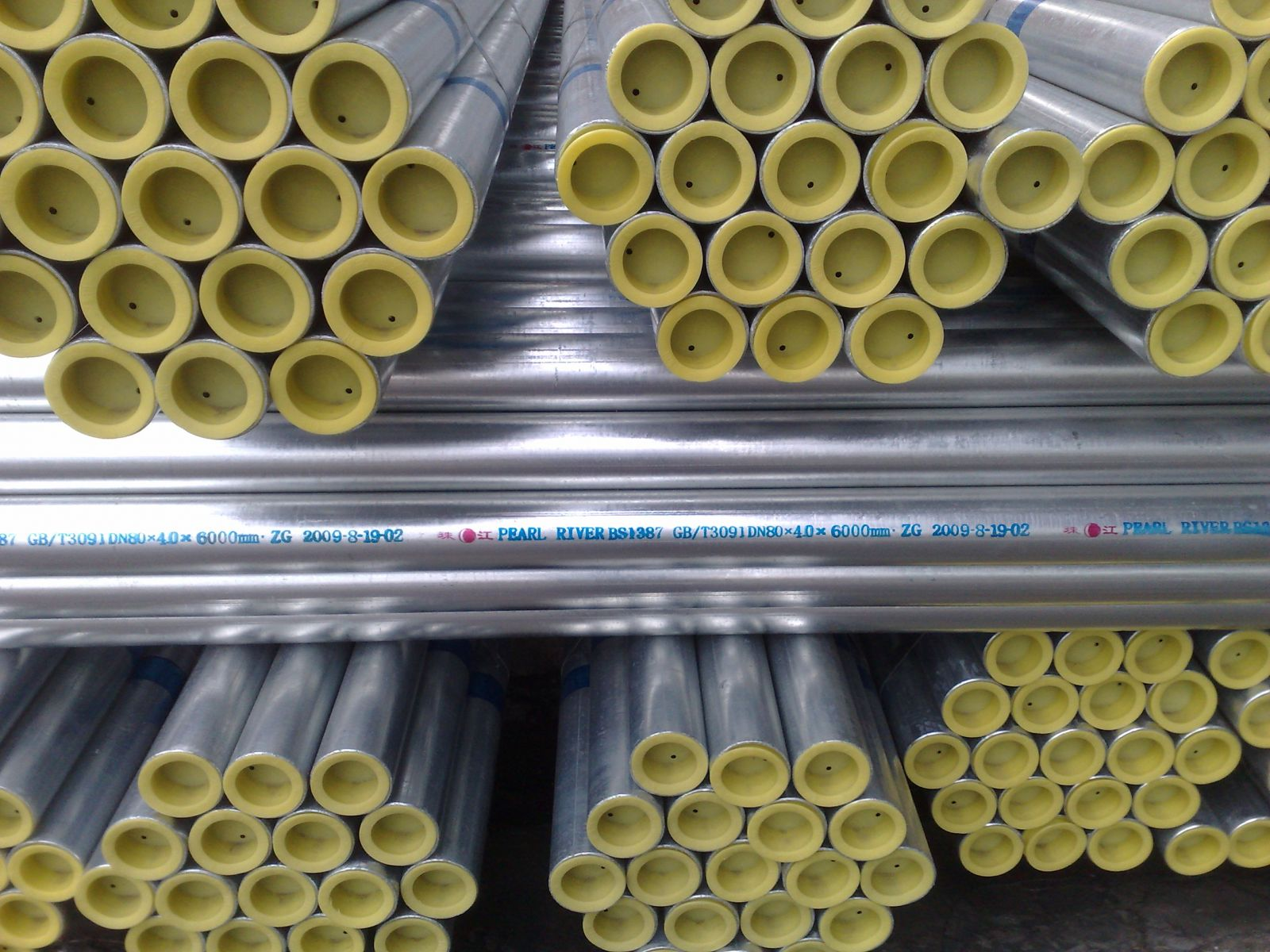 Hot-dip Galvanizing Steel Pipe