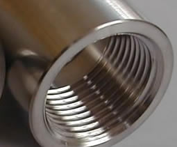 Internal Threaded Tubes