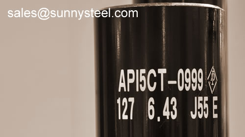 API Spec 5CT Casing pipe
