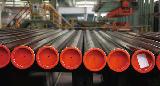Line Pipe with Plain End and Beveled