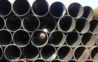 Thick walled steel pipe